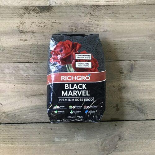 Black Marvel Rose Food