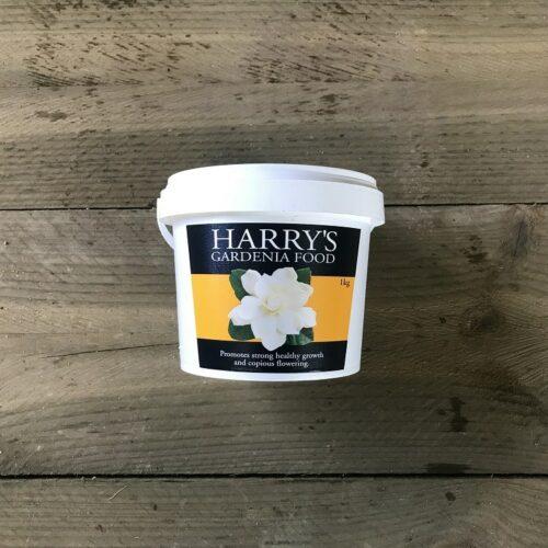 Harrys Gardenia Food