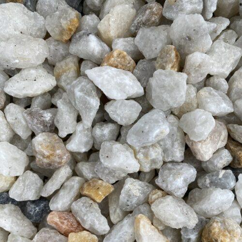 White Ice Pebble