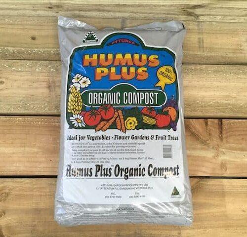 Humus Plus Organic Compost