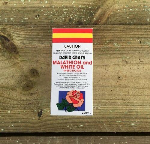 Malathion & White Oil