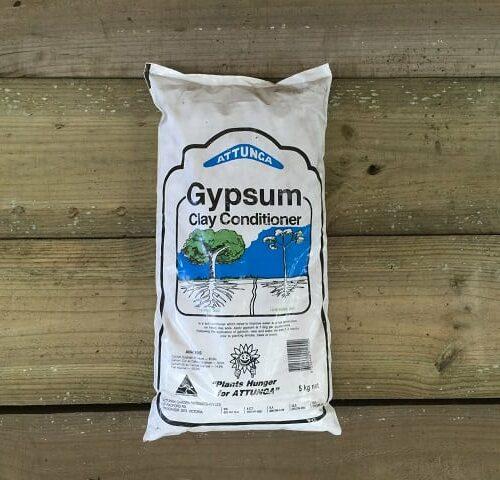 Gypsum - Clay Conditioner