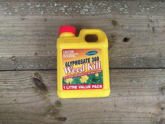Glyphosate 360 Weed Kill