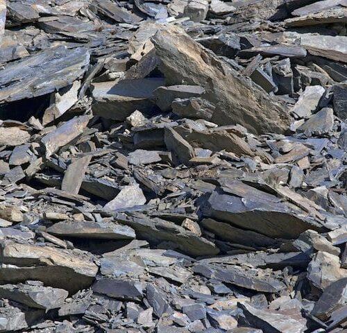 Mud Rock - Black