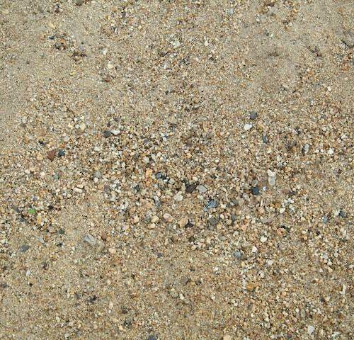 Grey Granetic Sand - Crusher Dust