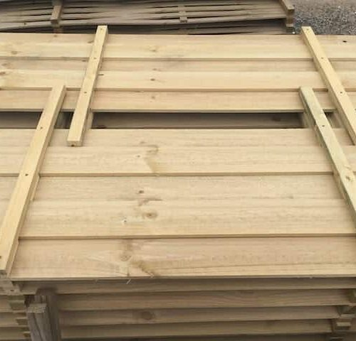 Fence Extension Paling