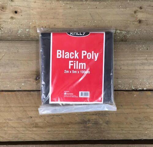 Polythene film