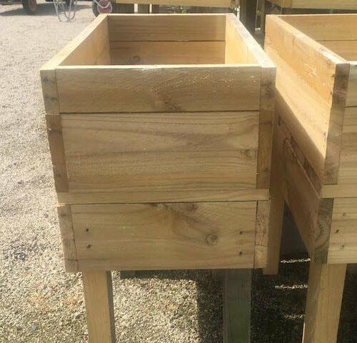 Vegie Box Trough With Legs
