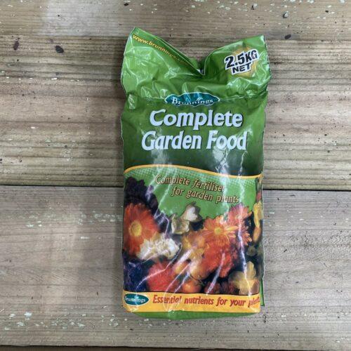 Complete Garden Food