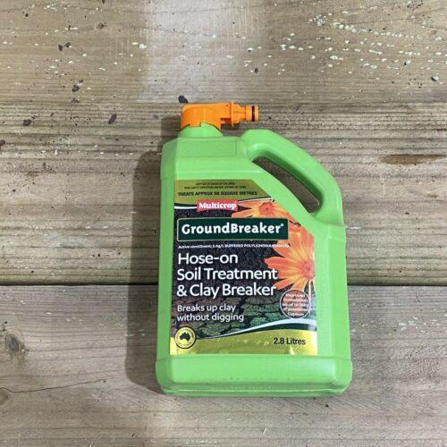 Groundbreaker hose-on 2.8Lt