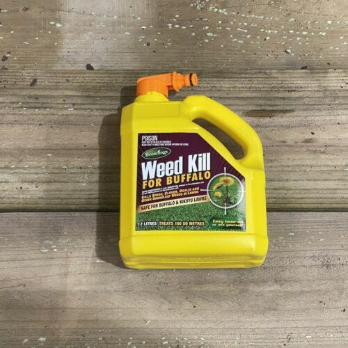 Buffalo Lawn Weed Kill