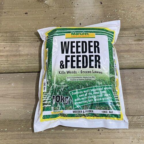 Weeder and Feeder
